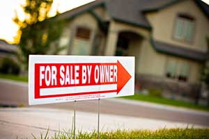 FSBO homes and real estate purchase agreements